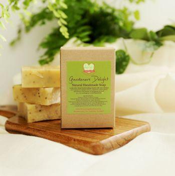 """""""Gardener's Delight"""" Natural Soap"""
