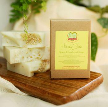 """Honey Bee"" Natural Soap"