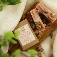 """Rose Blush"" Natural Soap"