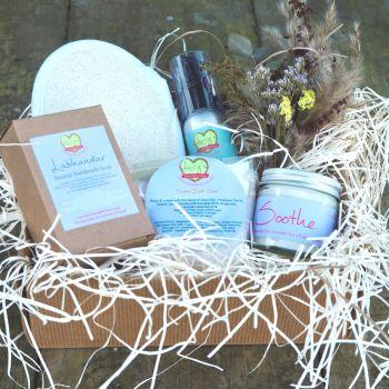 Deluxe Natural Skincare Giftbox