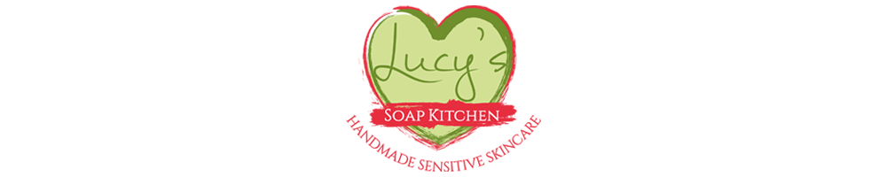 Lucy's Soap Kitchen, site logo.