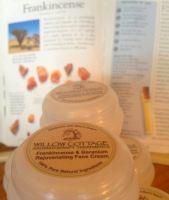 Frankincense & Geranium Essential Oil Face Cream 50ml