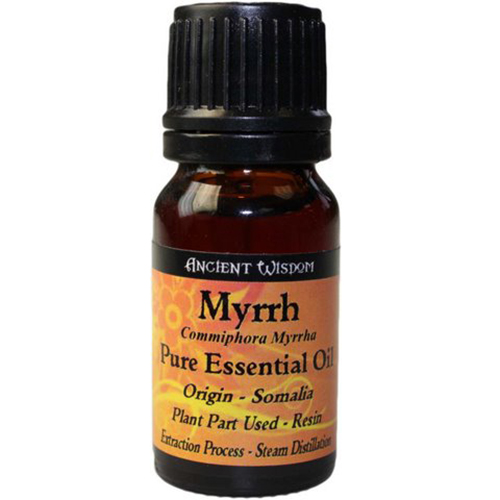 Myrrh Pure Essential Oil 10ml