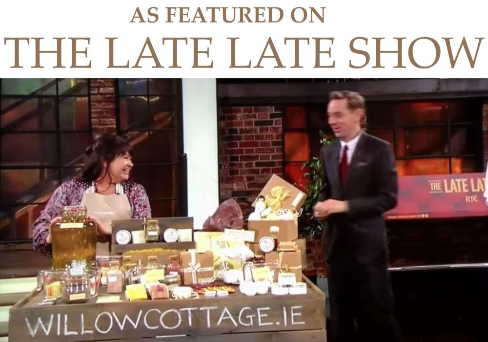 willow cottage on the late late show