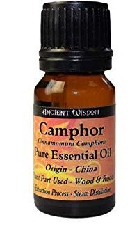Camphor Pure Essential Oil