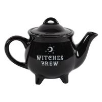 Witches Brew Ceramic Tea Pot
