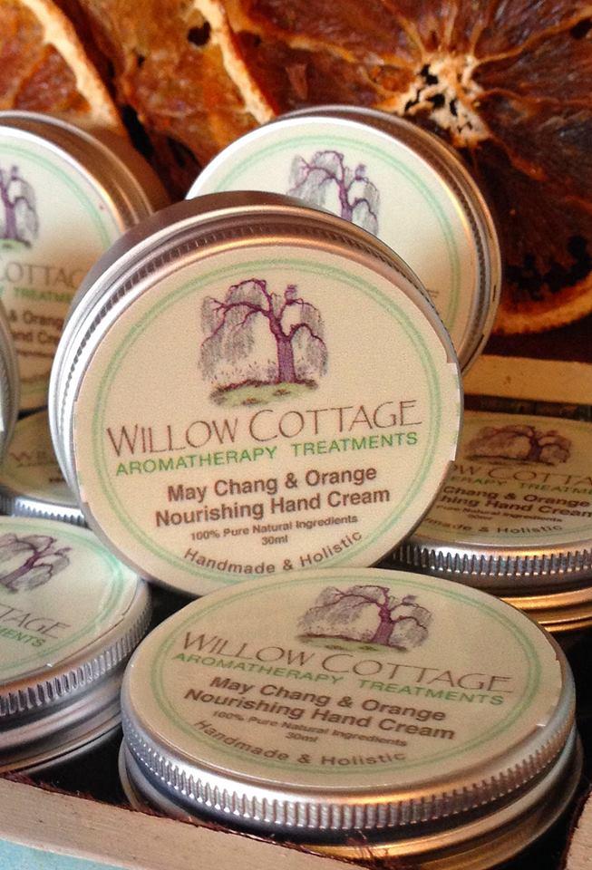 30ml Nourishing May Chang & Orange Hand Cream