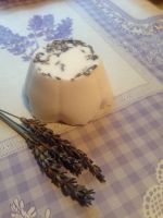 Sleepy Lavender Essential Oil Bath Bomb
