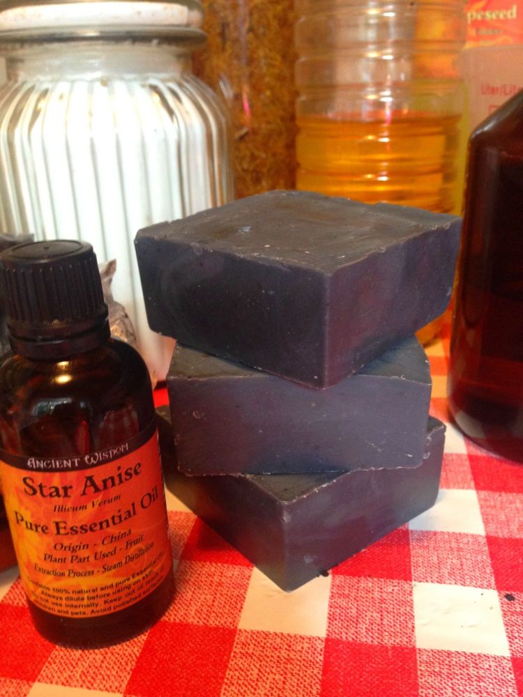 Charcoal & Aniseed - Deep Cleansing Soap