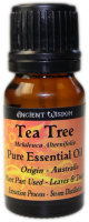 Tea Tree ~ 10ml Pure Essential Oil