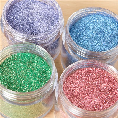 New - Embossing Glitter Collection - Spring - As Seen On TV