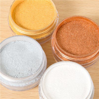 New - Mica Powder Collection - Autumn - As Seen On TV