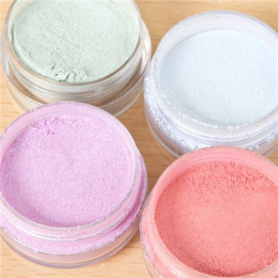 New - Mica Powder Spring Collection - Spring - As Seen On TV