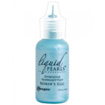 Liquid Pearls - Robins Egg