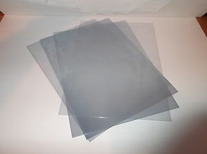 Clear Acetate - Heat Resistant