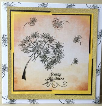 delicate dandelions and dream sentiments