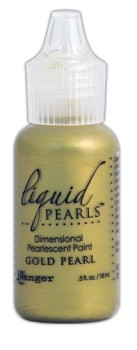 Liquid Pearls - Golden Pearl