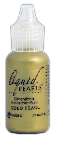 Liquid Pearls - Gold Petal