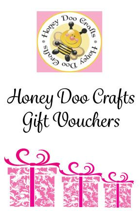 £50.00 Gift Voucher From Honey Doo Crafts