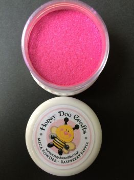 Raspberry Ripple - Mica Powder