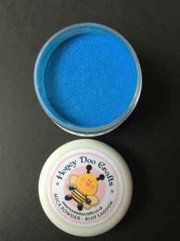 Blue Lagoon - Mica Powder
