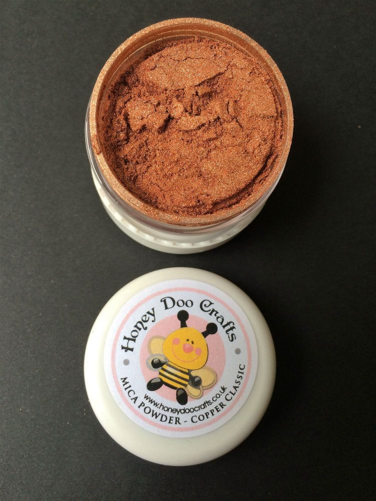 Copper Classic - Mica Powder