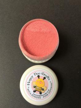 Pink Sapphire - Mica Powder