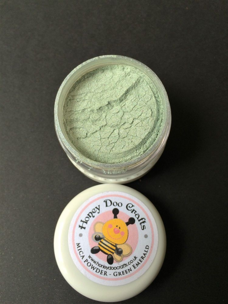 Green Emerald - Mica Powder