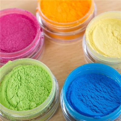 New - Mica Powder Summer Collection - As Seen On TV