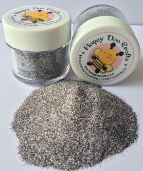 New Honey Doo Crafts 20ml Jar Of Embossing Glitter - Light Amethyst - As Seen On TV