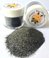 Honey Doo Crafts 20ml Jar Of Embossing Glitter - Dark Moonstone - As Seen On TV