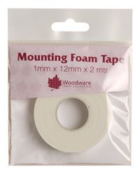 Woodware - Mounting Foam Tape - 1mm