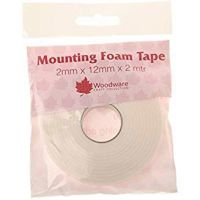 Woodware Mounting Foam Tape - 2MM
