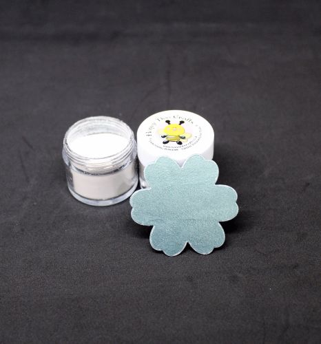 Honey Doo Crafts - Embossing Powder - Green Tourmaline  Pearl