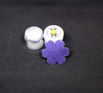 Honey Doo Crafts - Embossing Powder - Violet Tanzanite  Pearl