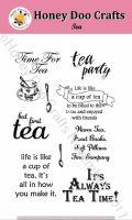 Tea...   (A6 Stamp)