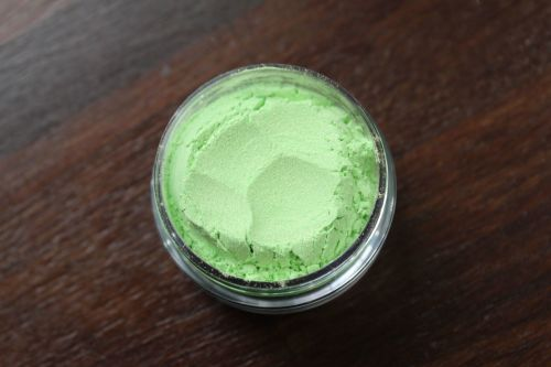 Peppermint Cream - Mica Powder