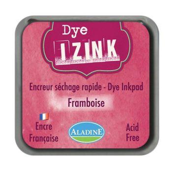 Izink Dye Based Stamp Pad - Framboise Raspberry
