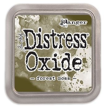New Distress Oxide - Forest Moss