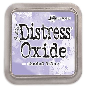 New Distress Oxide - Shaded Lilac