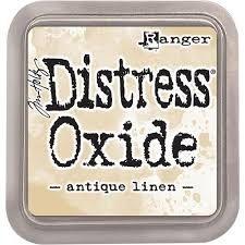 Distress Oxide - Antique Linen