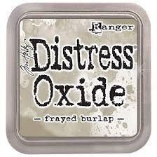 Distress Oxide - Frayed Burlap
