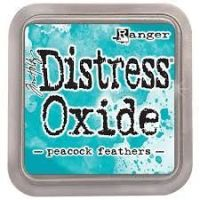 Distress Oxide - Peacock Feathers
