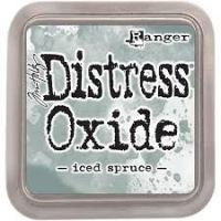 Distress Oxide - Iced Spruce