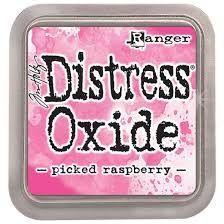 Distress Oxide - Picked Raspberry