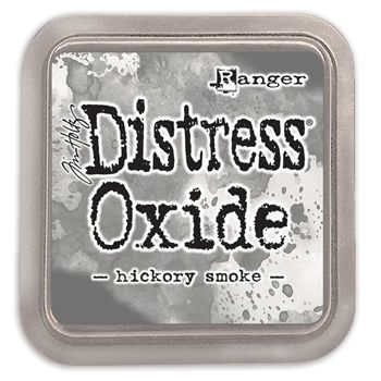 New Distress Oxide - Hickory Smoke