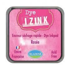 Izink Dye Based Stamp Pad - Rosee