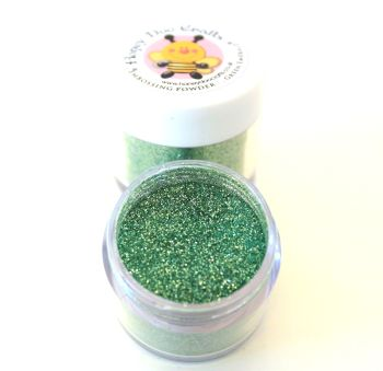 Honey Doo Crafts  20ml Jar Of Embossing Glitter - Green Emerald