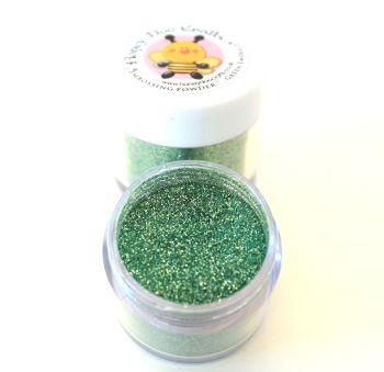 Honey Doo Crafts  20ml Jar Of Embossing Glitter - Green Emerald