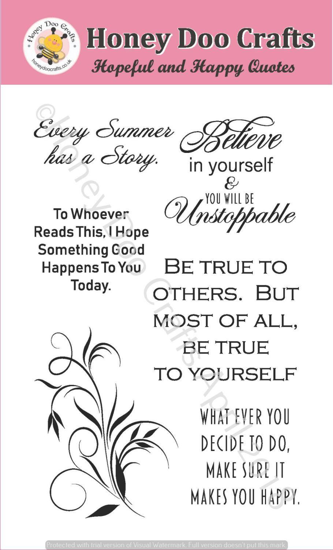 Hopeful & Happy Quotes